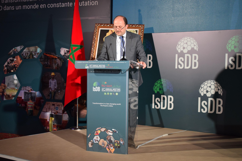IsDB – ADFIMI- Bank Al-Maghrib Joint CEO Seminar on Islamic